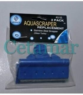 Recambio para AquaScraper, D-D (2 uds)