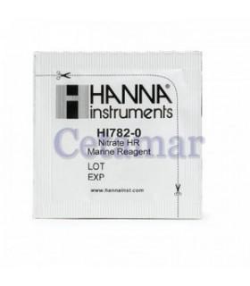 Reactivo Nitratos en polvo de rango bajo, Hanna Instruments