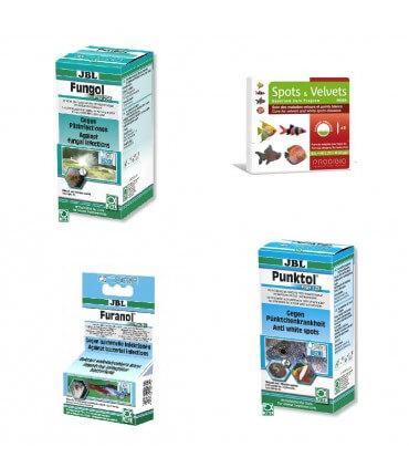 Medicamentos para especies tropicales